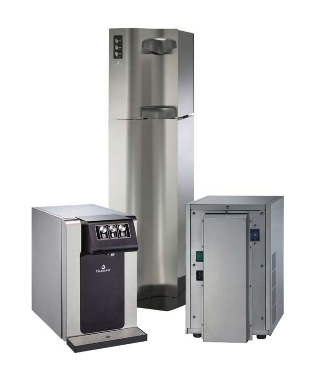 Culligan Nevada bottle-free water coolers for the office