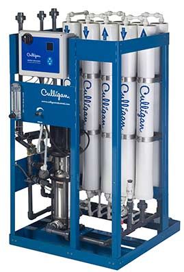 Culligan Nevada G2 Series Commercial and Industrial Reverse Osmosis water treatment system