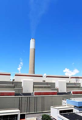 Coal fired power plant water solutions by Culligan Commercial of Reno, Nevada
