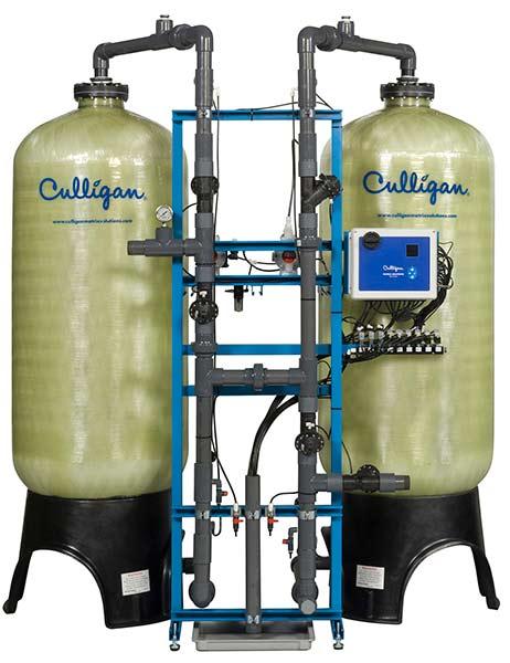 Culligan Water Automatic Deionization System Reno, Nevada