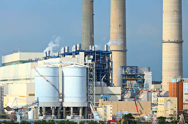 Electric Power Plant saving using Culligan Industrial water systems NV