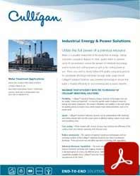 Culligan industrial Reno, Nevada Power and Energy PDF icon