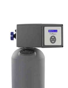 Nevada - Carson City Water Softeners by Culligan showing the top half of a home water softening system